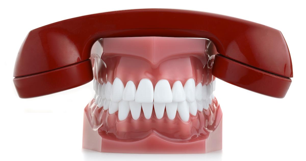 dentist phone