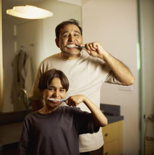 Follow rules of good brushing for best dental care
